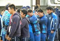 東海大仰星 湯浅監督2度涙「アップでは初めて」 - ラグビー : 日刊スポーツ