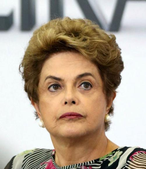 ブラジルのルセフ大統領(ロイター=共同)