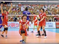 日本男子が最終戦で勝利 柳田将洋が意地の14点 - バレー : 日刊スポーツ